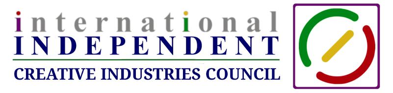 INTERNATIONAL INDEPENDENT CREATIVE INDUSTRIES COUNCIL